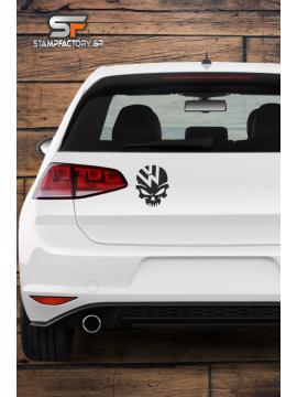skull VW