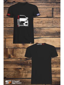 T-shirt Hyundai i30 Hellenic Club