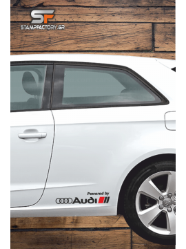 Powered by AUDI 2τεμ