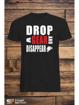 Drop Gear and Disappear