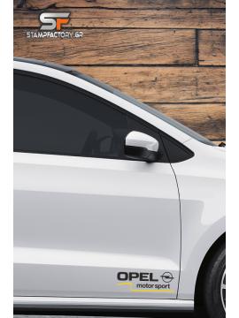 Opel Motor Sport 2τεμ