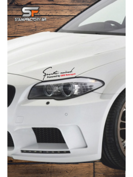 Powered by BMW