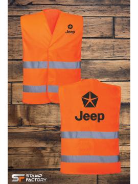 Φωσφοριζε Γιλεκο Ασφαλειας Jeep