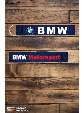 Υφασματινο μπρελοκ BMW Motorsport