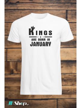kings january
