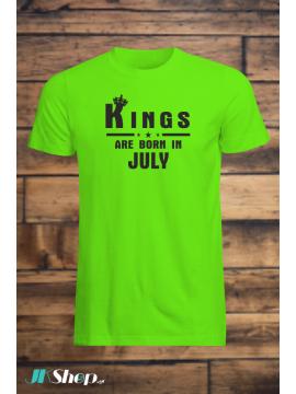 kings July