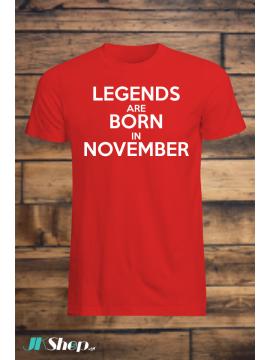 Legends November