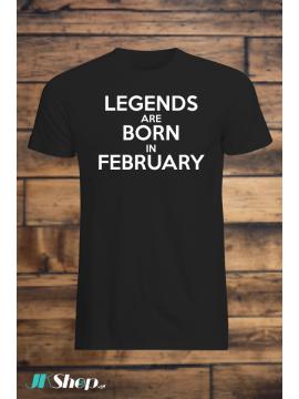 Legends february