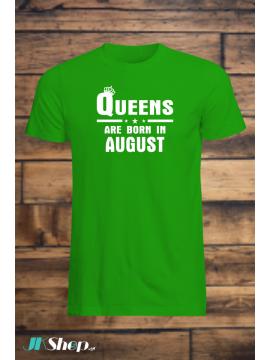 Queens  August