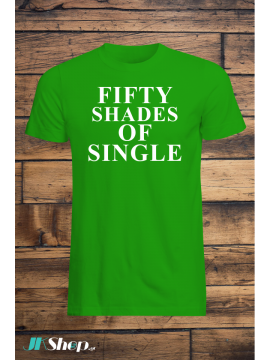 Fifty shades of single